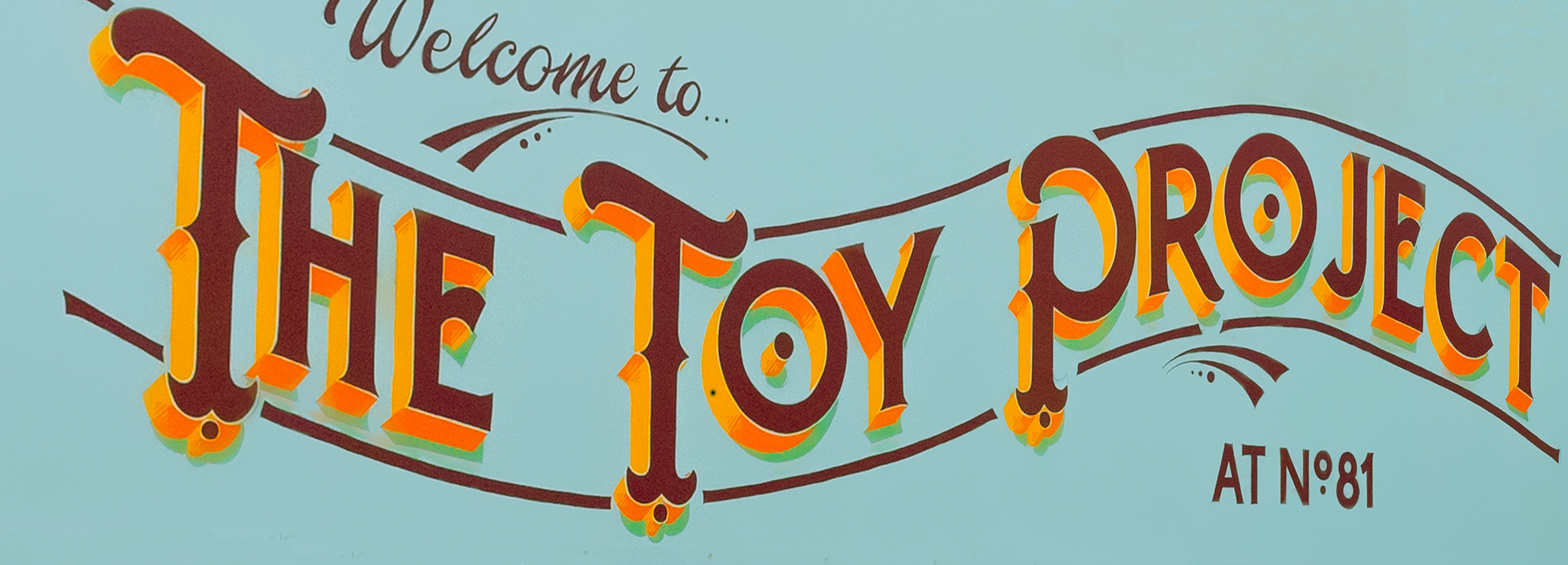 The Toy Project - Homepage